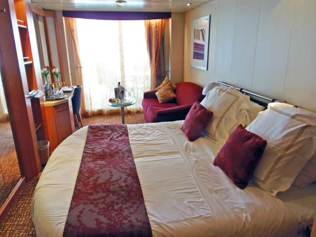 Celebrity Cruises Staterooms - The Cruise Web