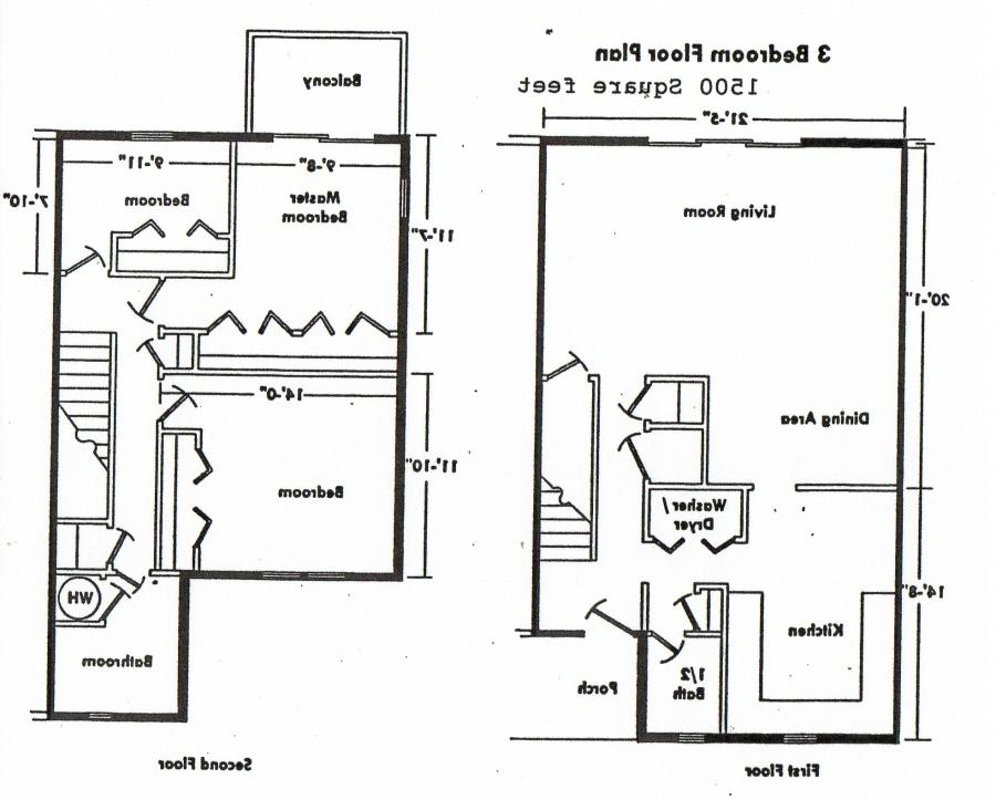 House Plans Photos 3 Bedrooms