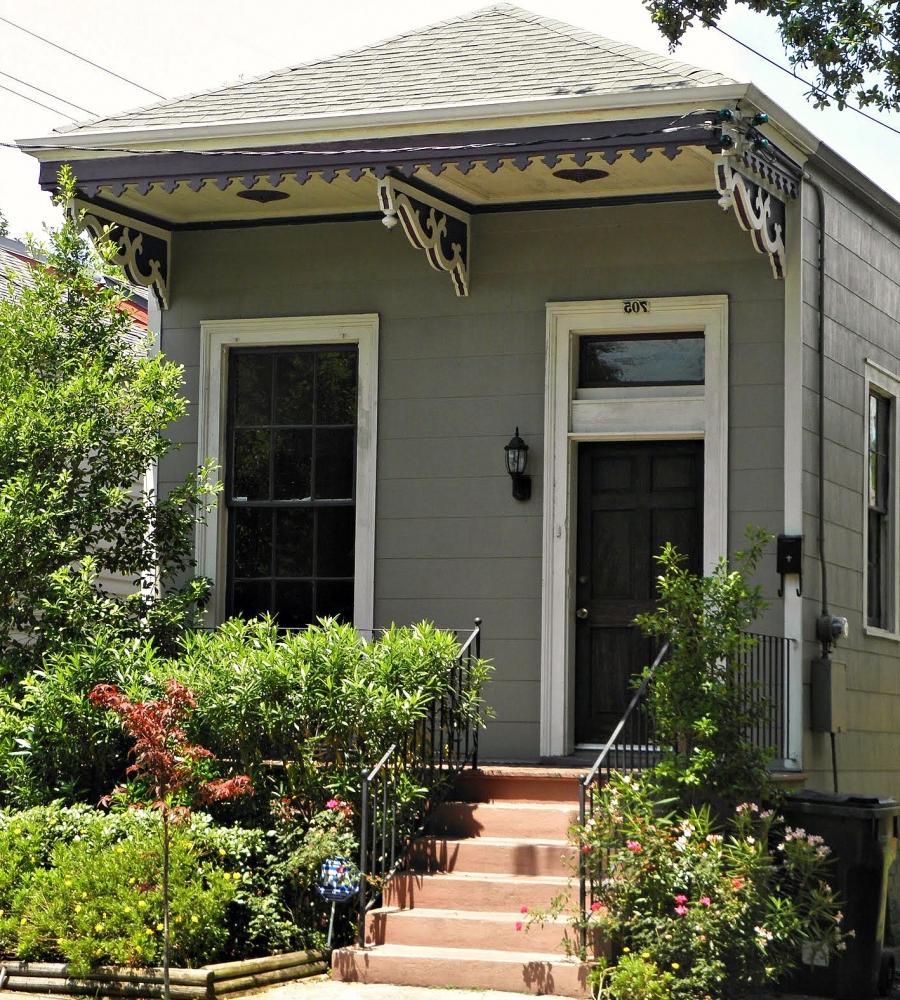 Shotgun House Photo