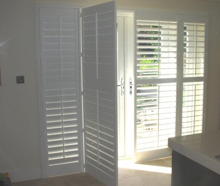 Photos Of Plantation Shutters On Doors