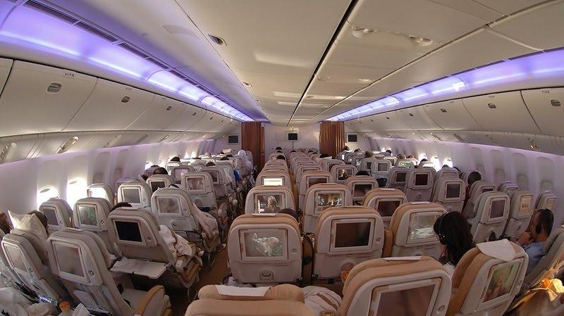 Airbus A330 Photos Interior