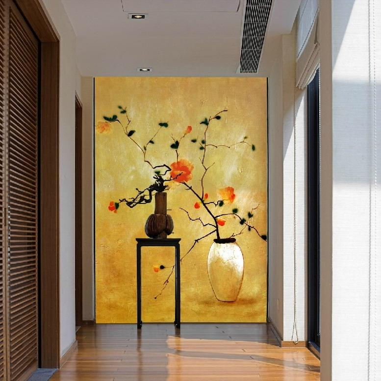 18 Beautiful Oriental Wall Decals - Unique Hallway Design With...