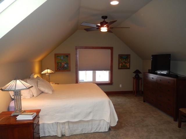 Attic Master Bedroom Photos