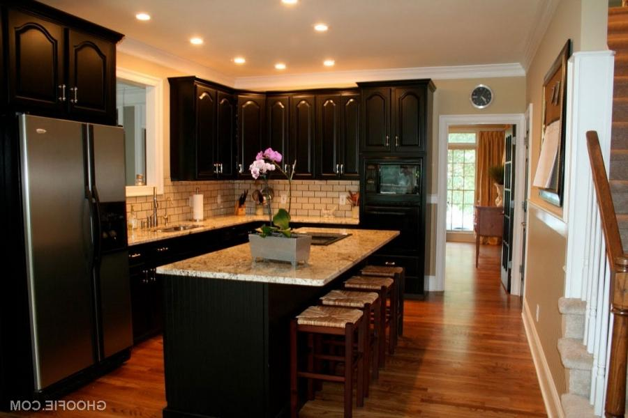 ultra-modern-black-kitchen-cabinets