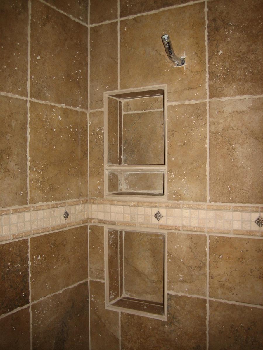 Tile Showers Photos