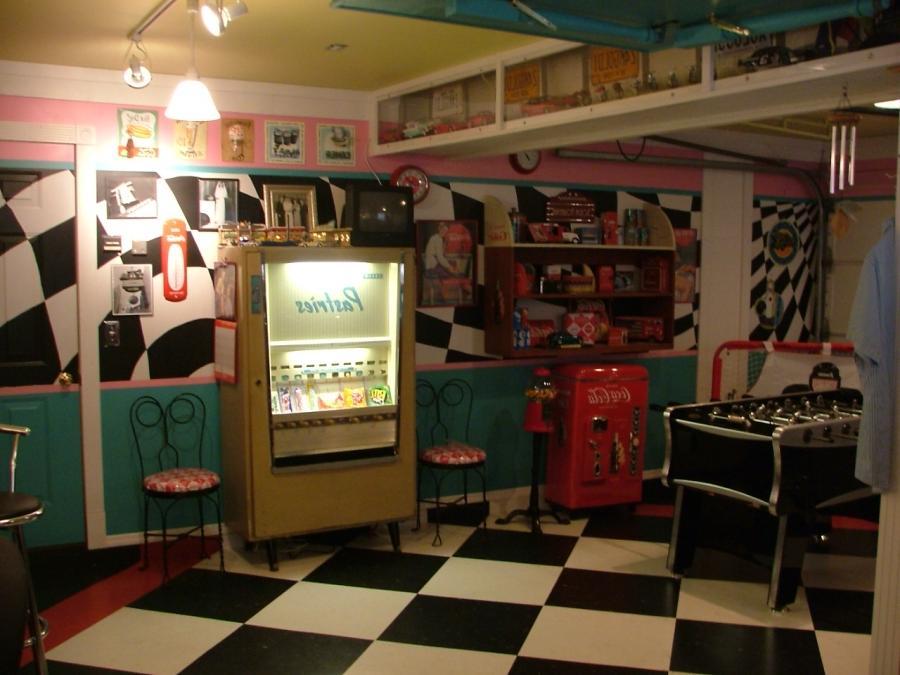 Man Cave Vero Beach : Game room garage photos