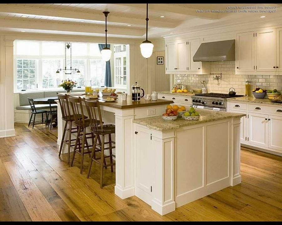kitchen islands with breakfast bar photos. Black Bedroom Furniture Sets. Home Design Ideas