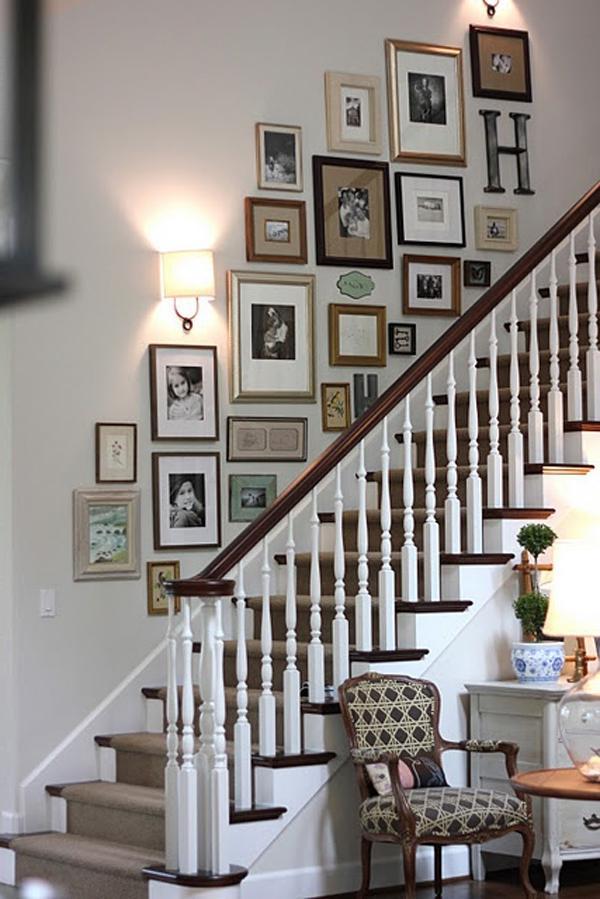 Stairway photo gallery ideas - Stairway photo gallery ideas ...