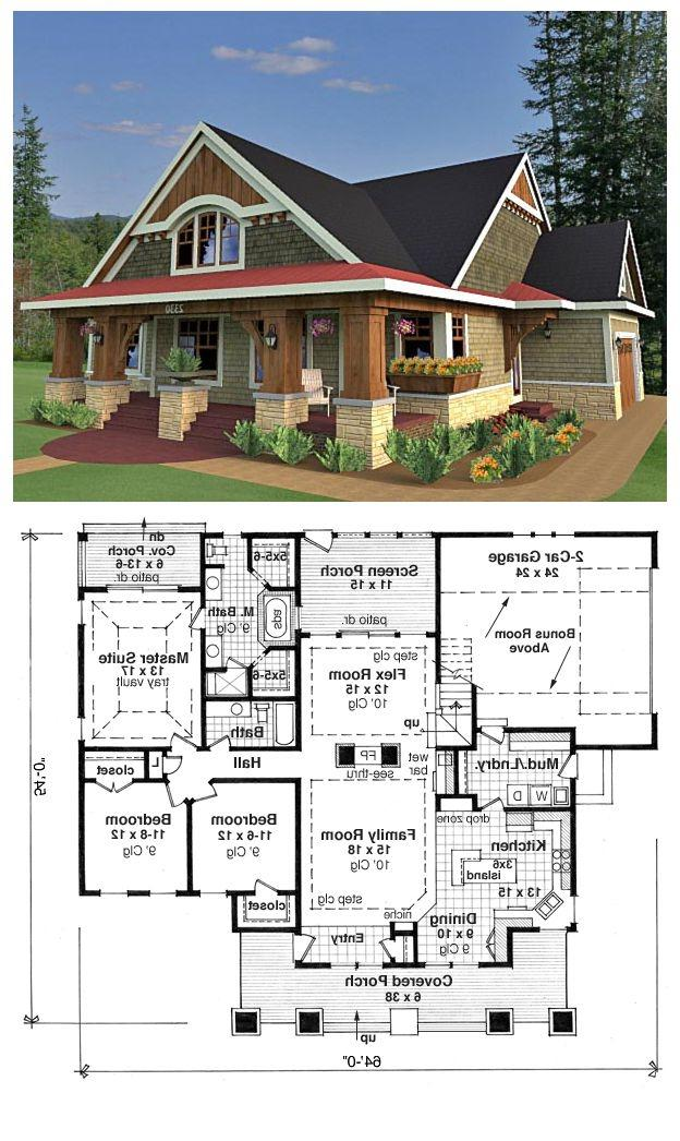 Bungalow house plans with photos canada for 4 bedroom house plans canada
