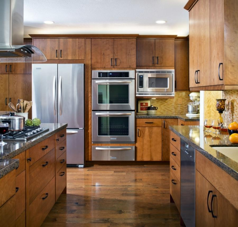 This remodeled kitchen in Woodland u2014 designed and implemented...