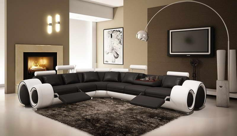... Elite Modern Furniture With Wall Lights ...