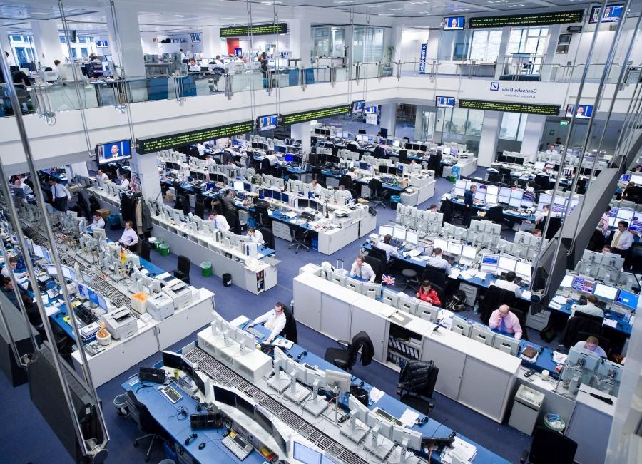 Ubs Trading Floor Stamford Photos