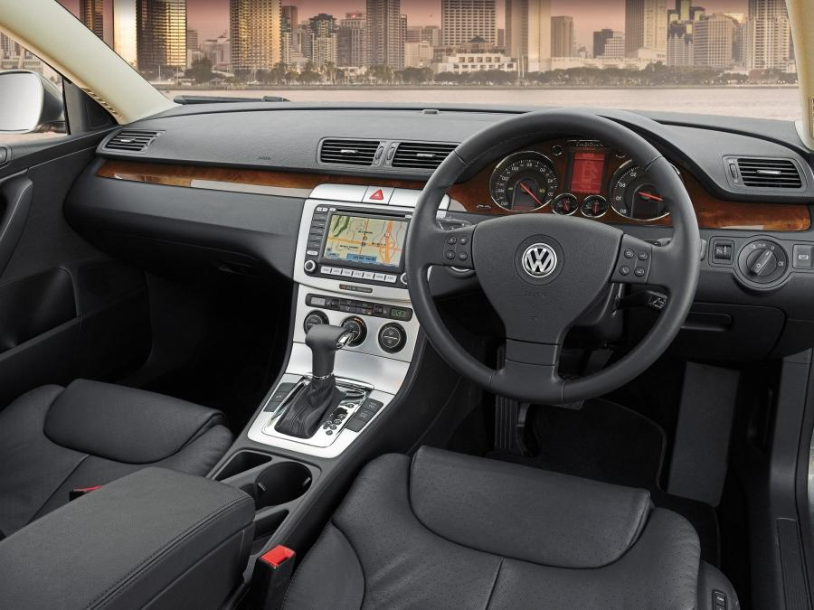Passat Interior Photos