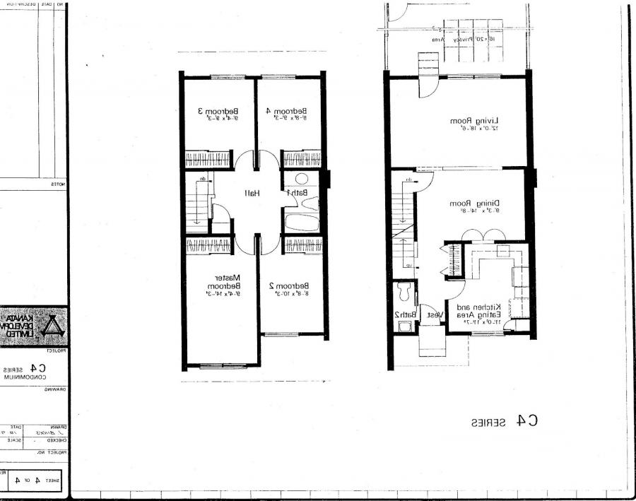 Canadian house plans with photos for Canadian floor plans
