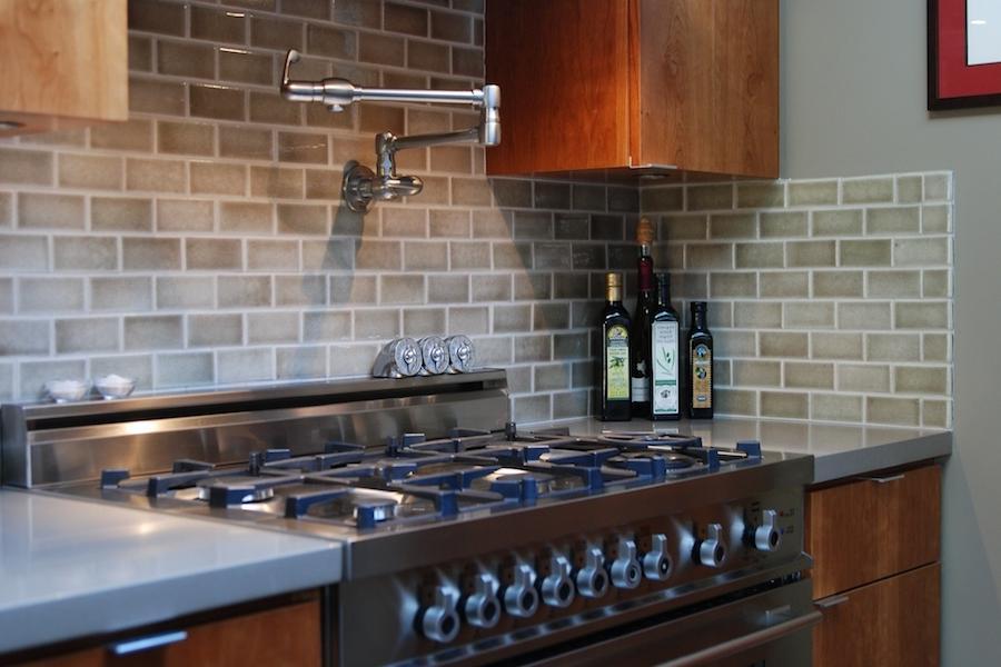 Backsplashes Kitchen Photo