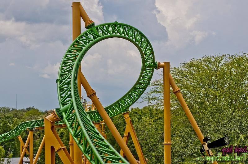 Busch Gardens Adventure Photo Card