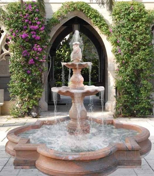 Fountains In Gardens Photos