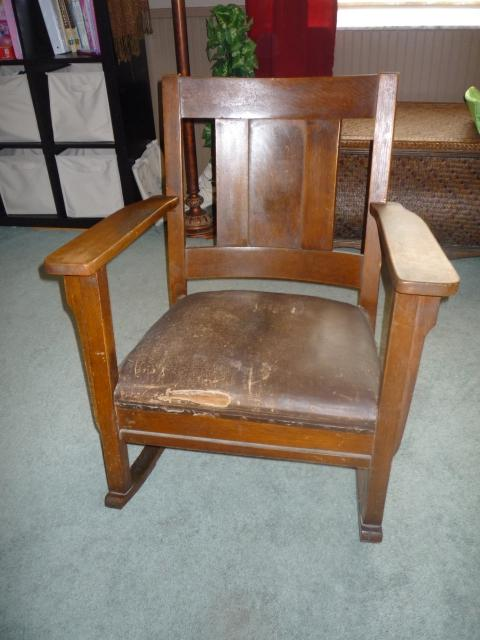 Antique Chair Identification Photos