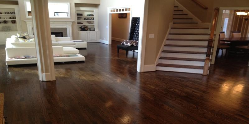 Wood Floor Refinishing Photos