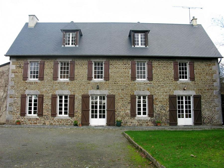 French Normandy House Photos