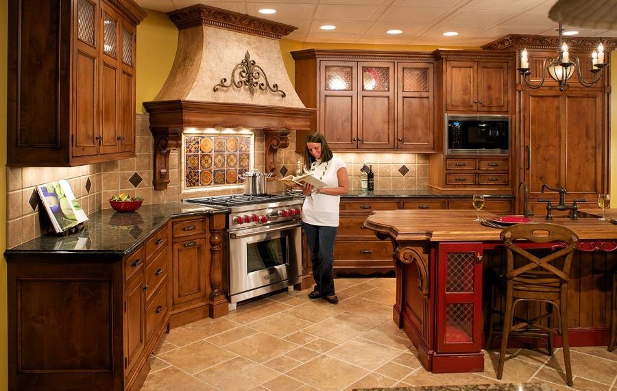 Tuscan interior design photos