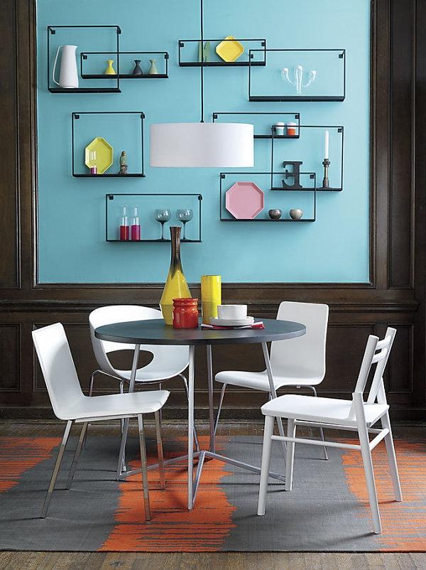 Dining Room Shelves Photos