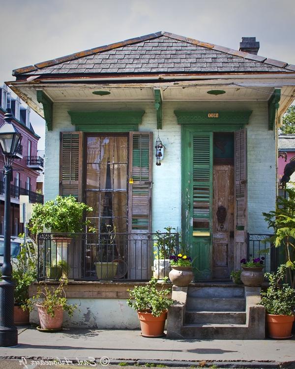 Shotgun house photos for Prefab shotgun house