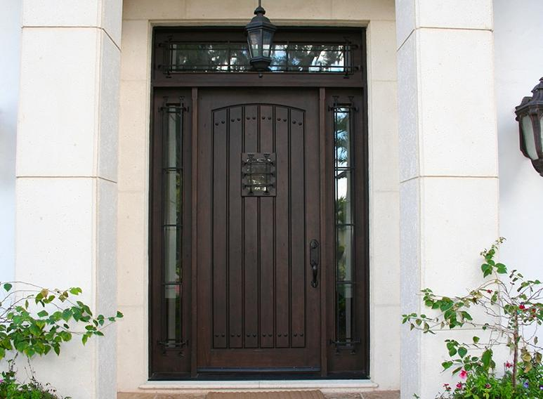стоимость входную дверь