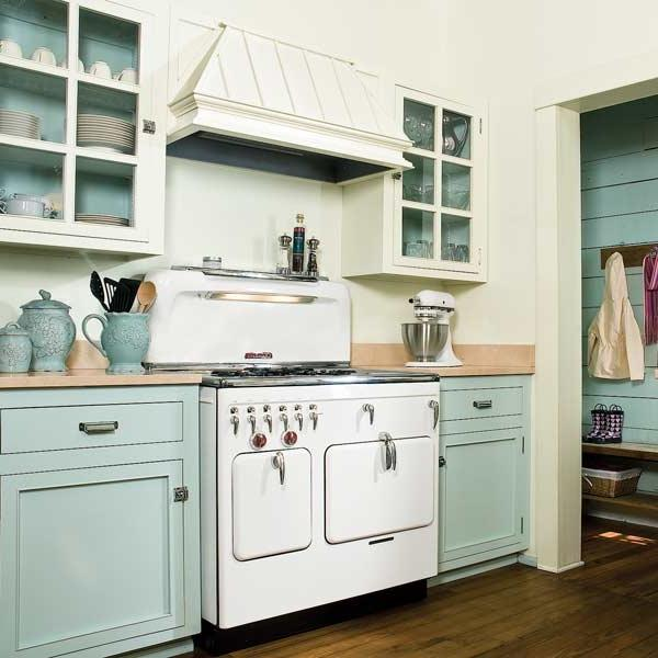Photos Of Two Toned Kitchen Cabinets