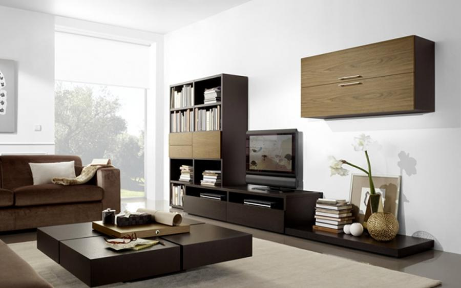 Mesmerizing Beautiful And Functional Wall Unit Design For Home...