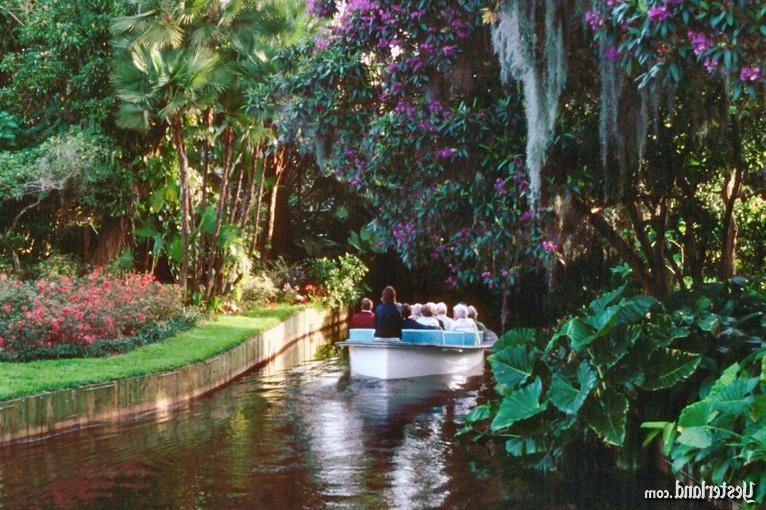 Old Cypress Gardens Photos