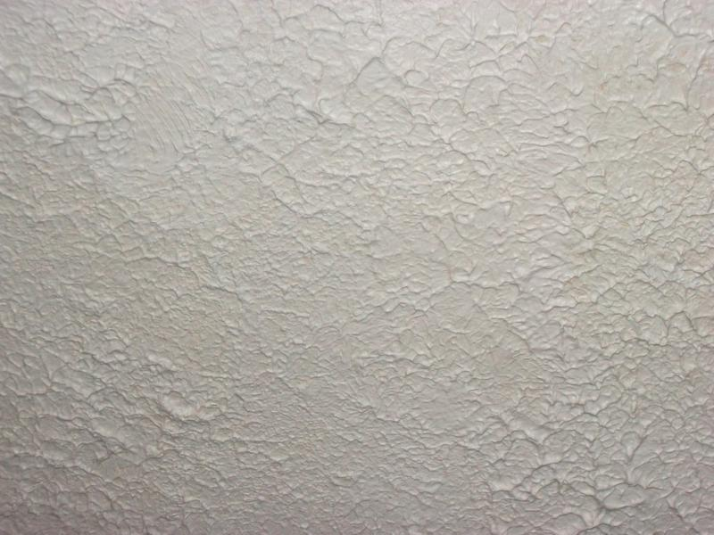 types of drywall texture How to Do A Simple Textured Ceiling...