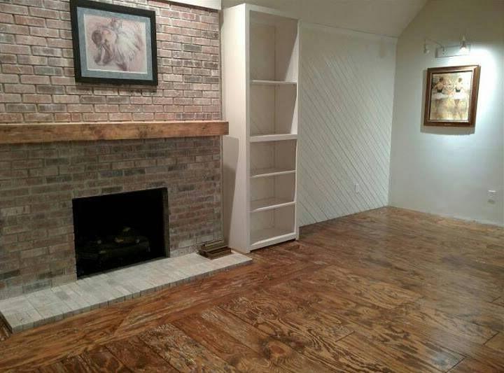 Plywood Floors Photos