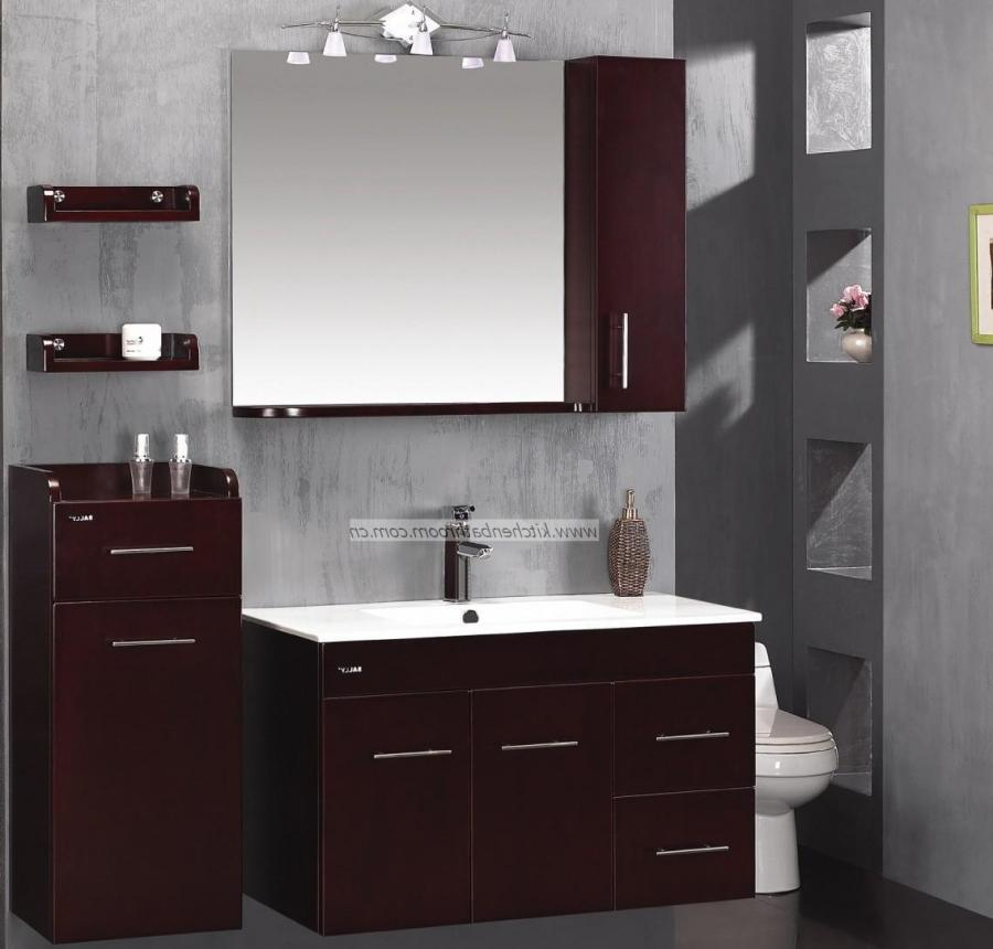 ... Bathroom Cabinets (YXBC 2022) ...