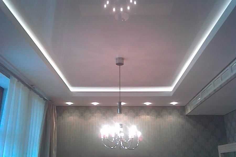 A Stretch Ceiling is a suspended ceiling system consisting of two...