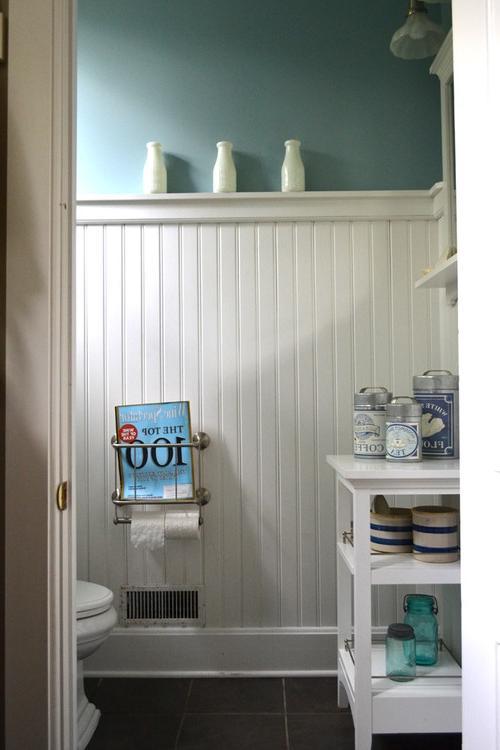 Beadboard Wainscoting Bathroom Photos