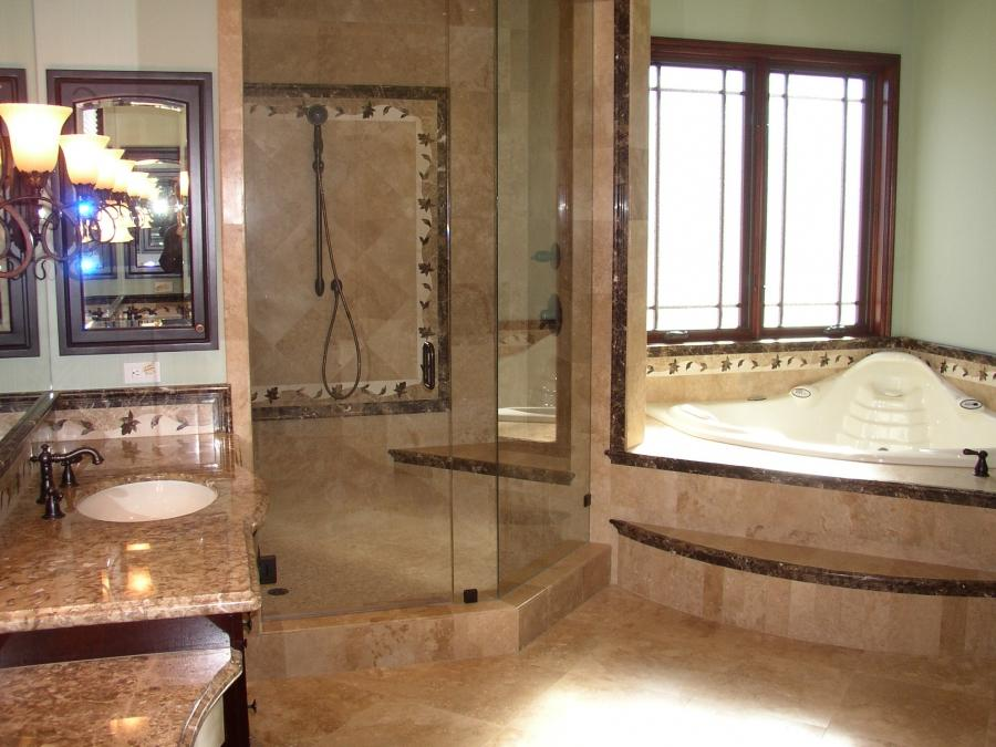 Great master bathroom photos for Cool master bathrooms