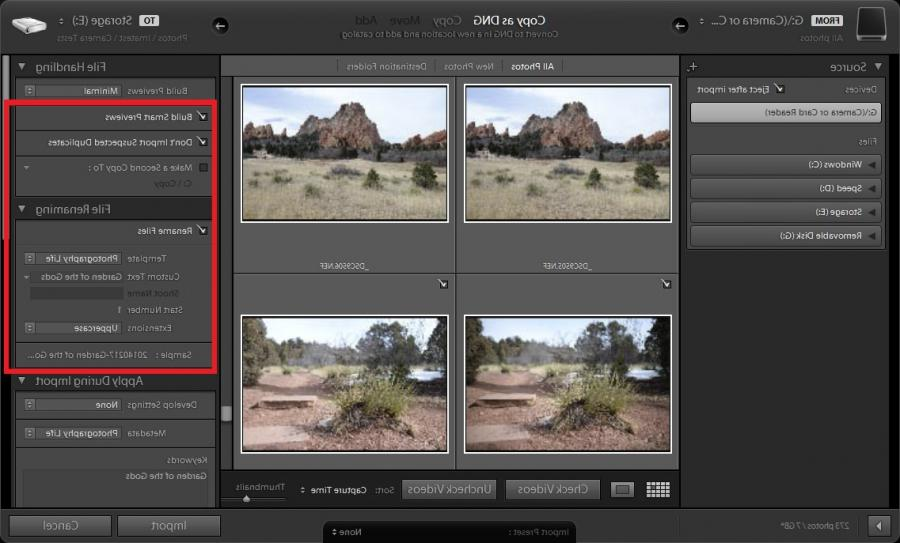 how to create a new editing preset adobe lightroom