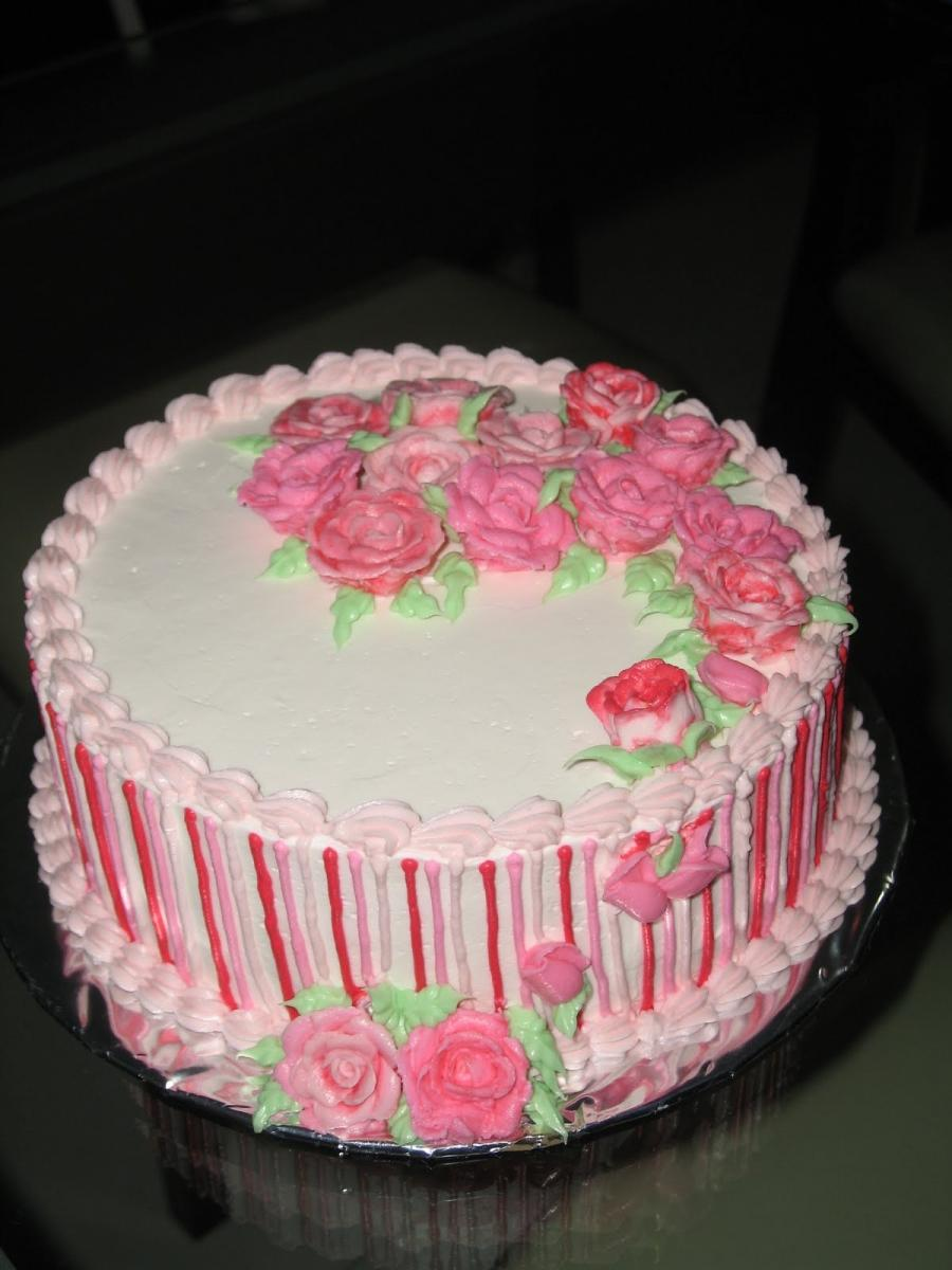 Sponge Cake Decoration Images : Cake decoration photos