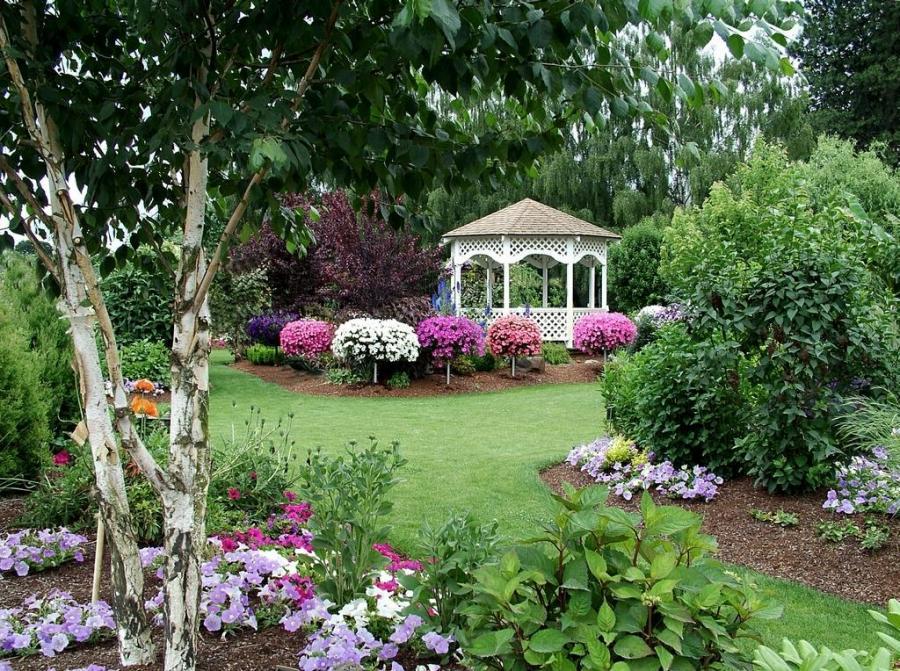 Сад и огород своими руками видео фазенда
