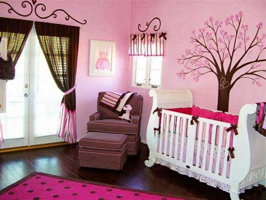 Deco chambre bebe fille photo