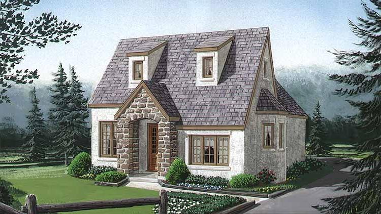 Country Cottage House Plans With Photos
