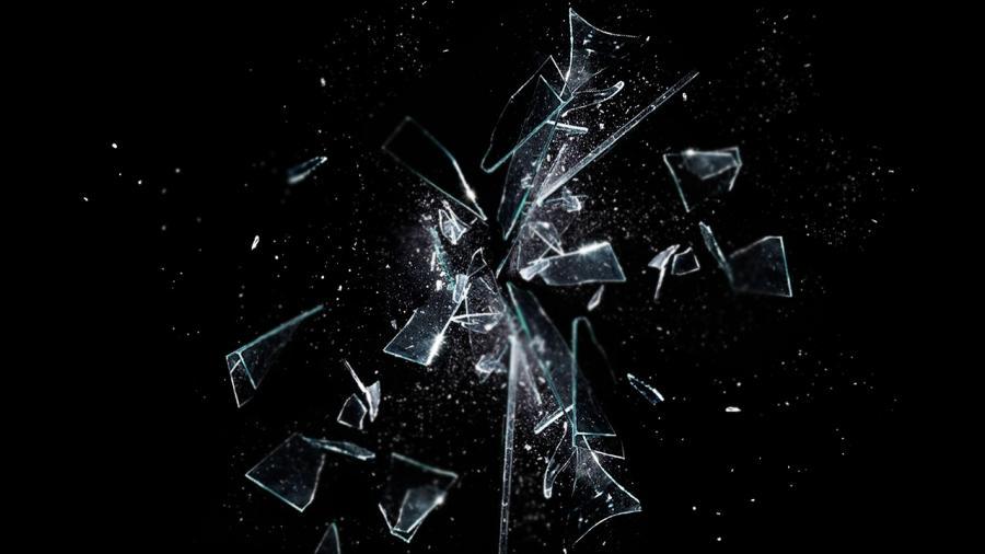 Broken Glass Effect Photo Editor