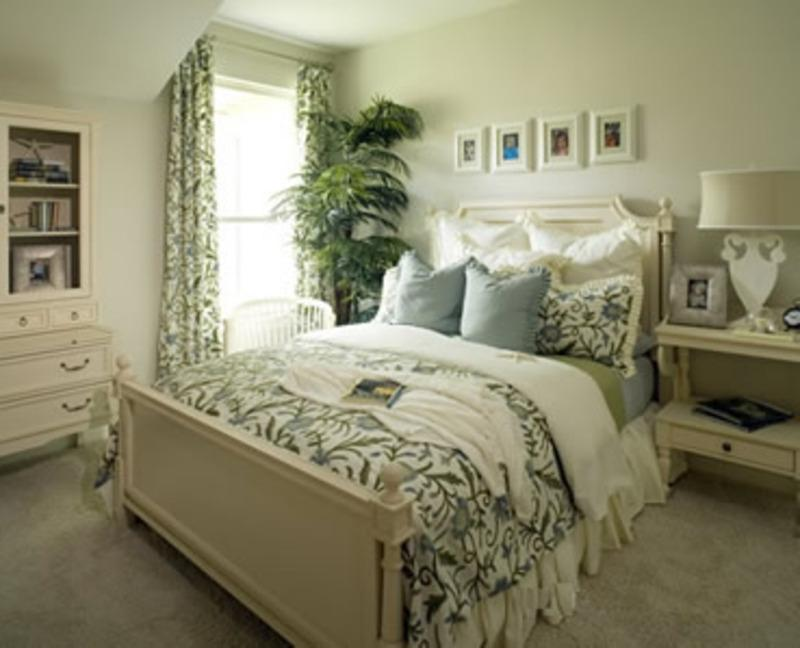 retro bedroom inspiration color schemes listed in