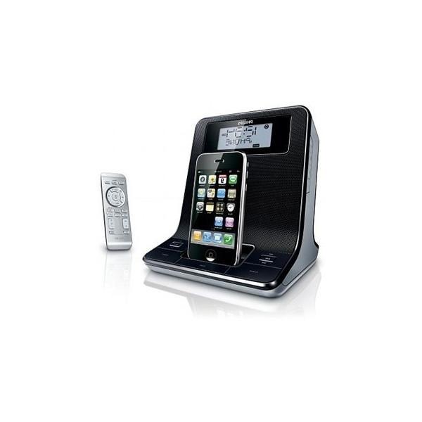 philips clock radio digital photo display. Black Bedroom Furniture Sets. Home Design Ideas