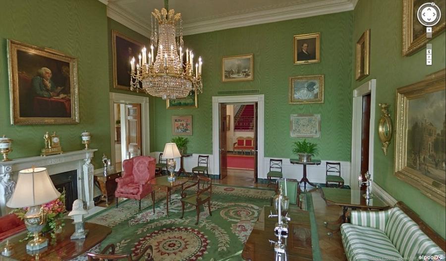 White House Bedrooms Photos