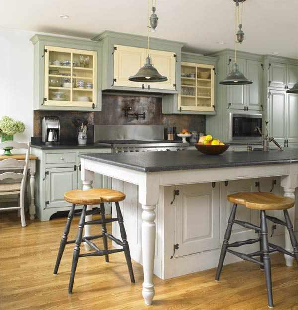 ... French Kitchen Stools Design Ideas ...