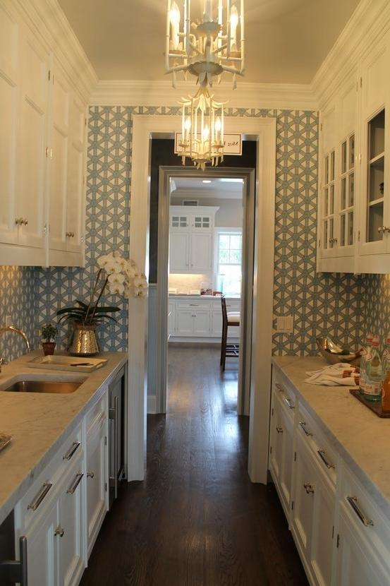Kitchen Galley Style 9 5 ways to Create a Successful Galley Style...