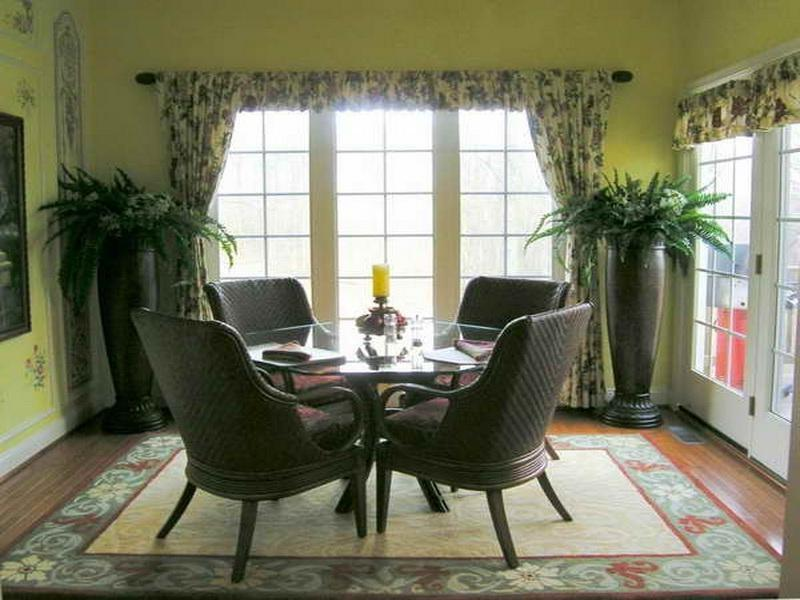 Sage Green Dining Room Photos