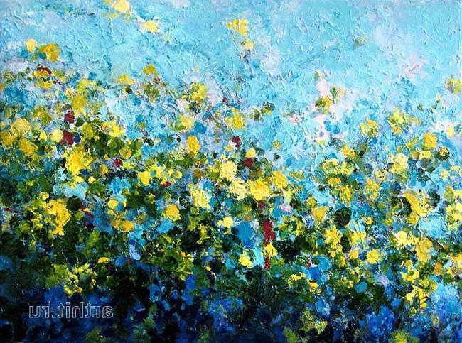 Melody of flowers. Composition #1 Floral art, flower art Nick...